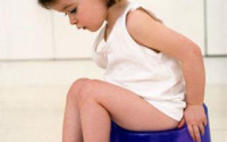 Частое мочеиспускание у детей (поллакиурия)