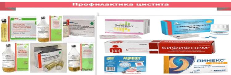 пробиотики и бактериофаги
